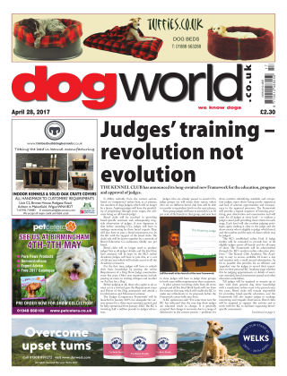 Dog World 28th April 2017