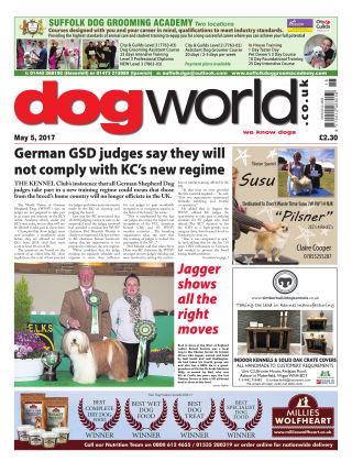 Dog World 5th May 2017