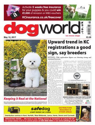 Dog World 12th May 2017