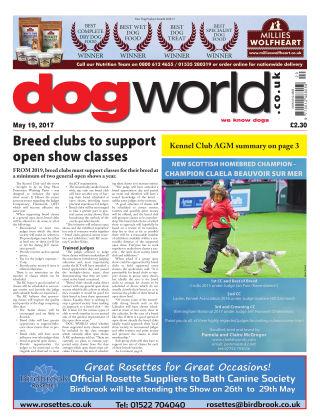 Dog World 19th May 2017