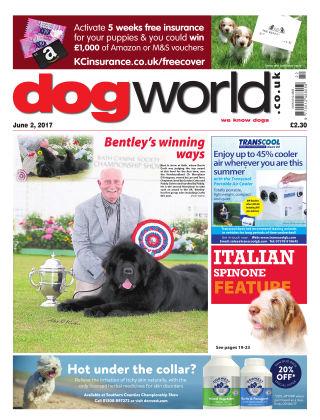 Dog World 2nd June 2017