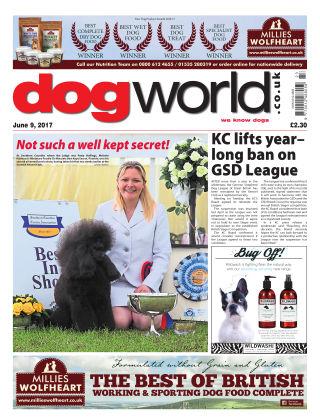 Dog World 9th June 2017