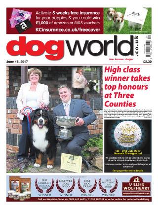 Dog World 16th June 2017
