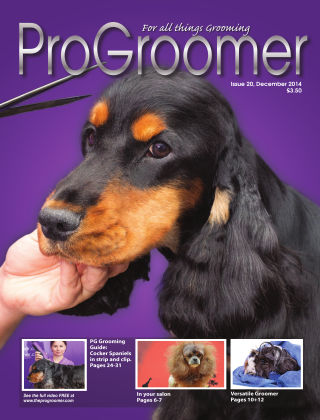ProGroomer December 2014