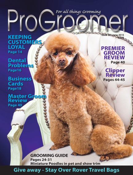 ProGroomer June 05, 2015 00:00