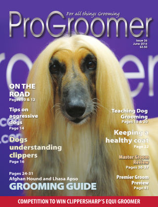 ProGroomer June 2016