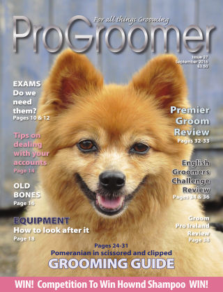 ProGroomer September 2016