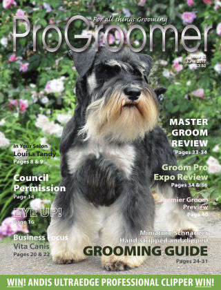 ProGroomer June 2017