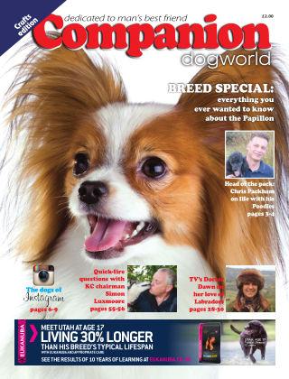 Companion Crufts Edition 2016