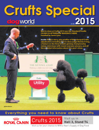 The Crufts Special  2015