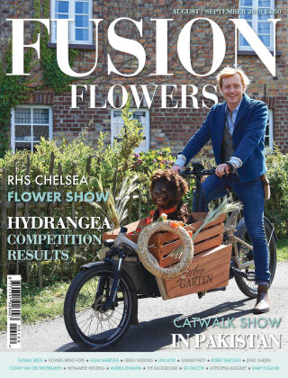 Fusion Flowers July 2019