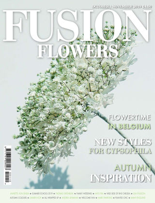 Fusion Flowers September 2019