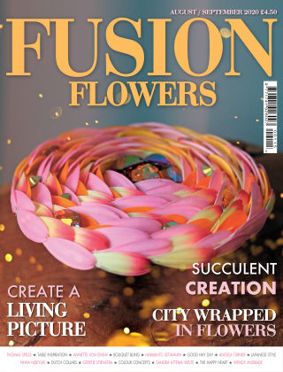 Fusion Flowers July 2020