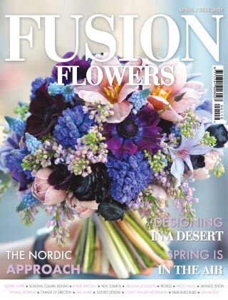 Fusion Flowers Issue 119