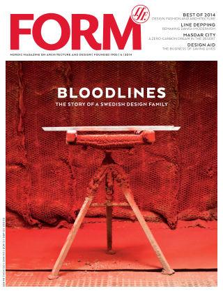 FORM Magazine 2014-12-09