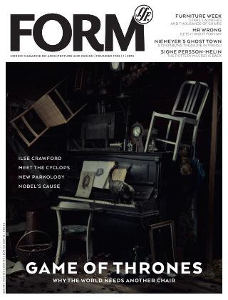 FORM Magazine 2015-02-03