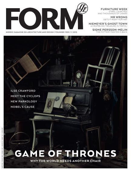 FORM Magazine February 03, 2015 00:00