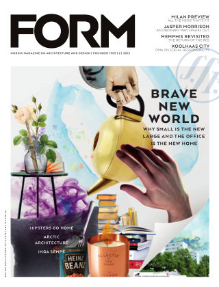 FORM Magazine 2015-04-07