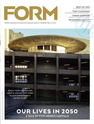 FORM Magazine 2015-12-08