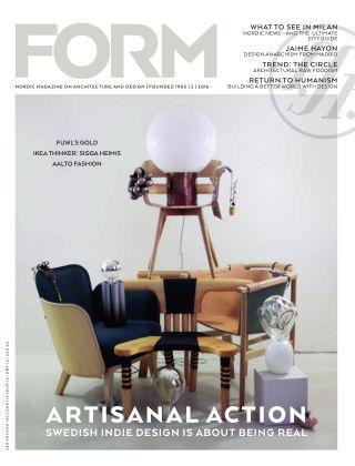 FORM Magazine 2016-04-11