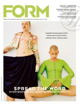 FORM Magazine 2016-08-16