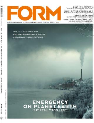 FORM Magazine 2016-12-13