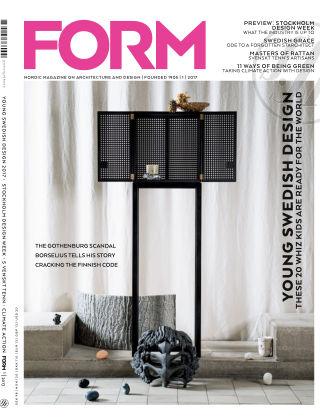 FORM Magazine 2017-02-07