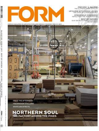 FORM Magazine 2017-04-03