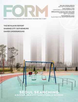 FORM Magazine 2017-06-07