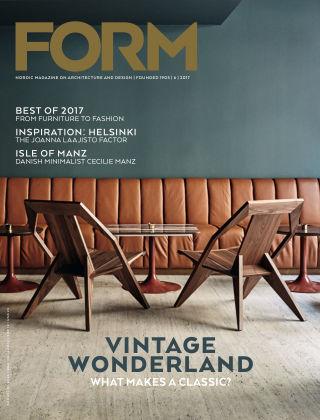 FORM Magazine 2017-12-05