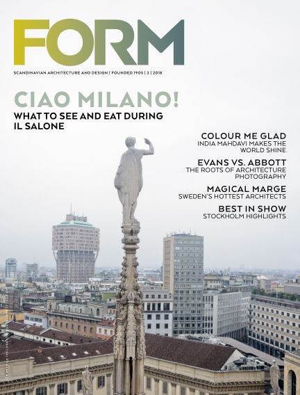 FORM Magazine April 17, 2018 00:00