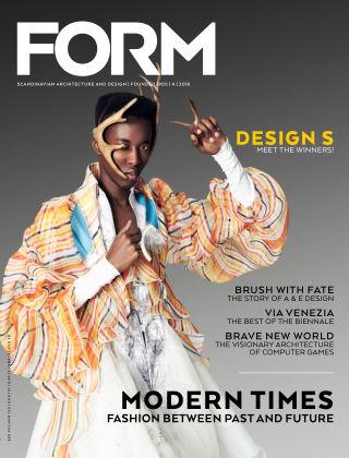FORM Magazine 2018-08-15