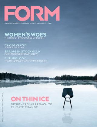 FORM Magazine 2019-02-05