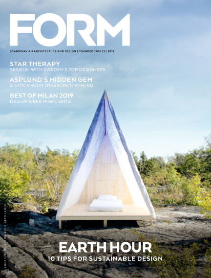 FORM Magazine June 04, 2019 00:00