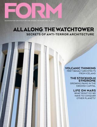 FORM Magazine 2019-10-14