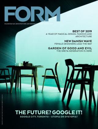 FORM Magazine 2019-12-03