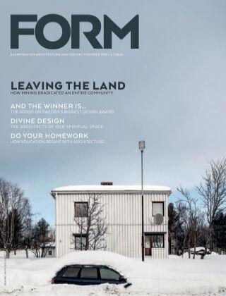 FORM Magazine 2020-12-08