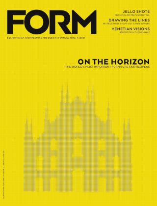 FORM Magazine 2021-09-07