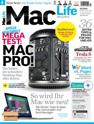 Mac Life - DE 03.2014