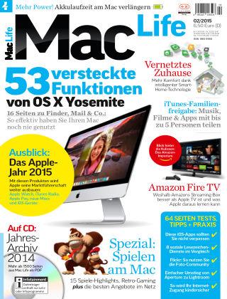 Mac Life - DE 02.2015
