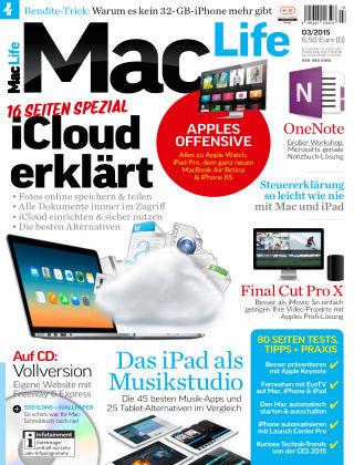 Mac Life - DE 03.2015