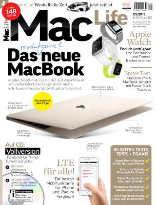 Mac Life - DE 05.2015