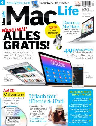Mac Life - DE 07.2015