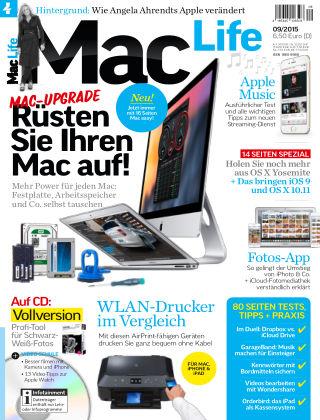 Mac Life - DE 09.2015