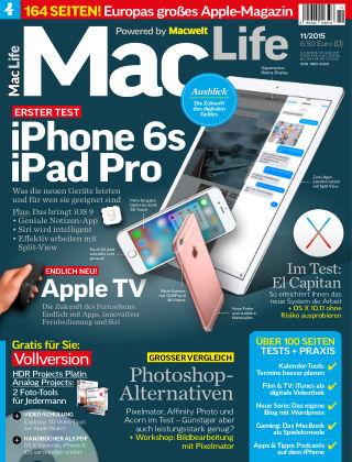 Mac Life - DE 11.2015