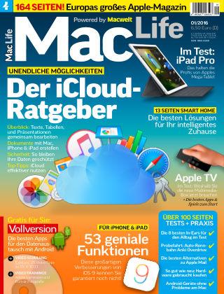 Mac Life - DE 01.2016