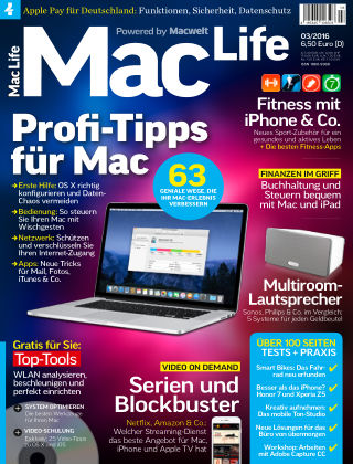 Mac Life - DE 03.2016