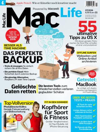 Mac Life - DE 07.2016