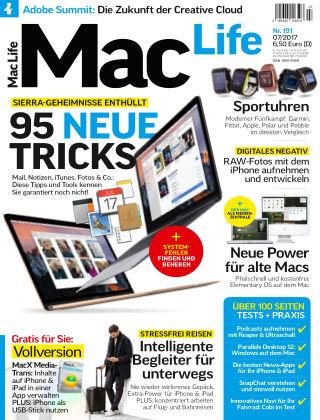 Mac Life - DE 07.2017