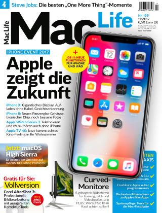 Mac Life - DE 11.2017